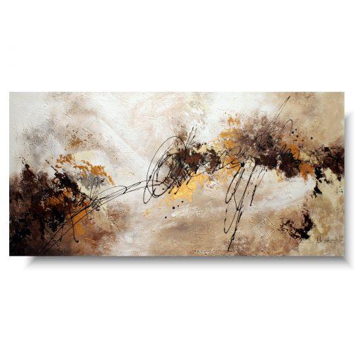 Łagodny obraz abstrakcja