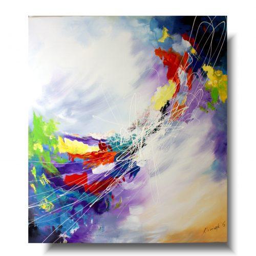 Barwna abstrakcja