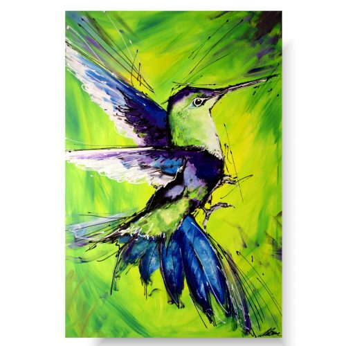 Modne obrazy egzotyczny ptak