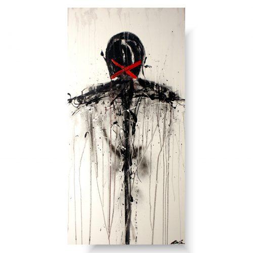 Obraz abstrakcja kto ci ukradł marzenia