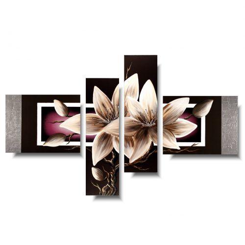 kwiaty obrazy 818AB
