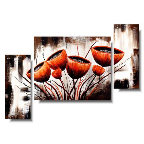 obraz tulipany kwiaty