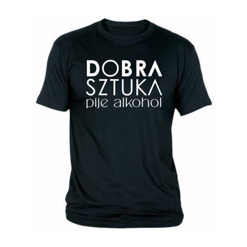 T-shirt Dobra Sztuka