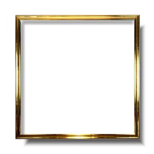 Złota rama do obrazu klasyczna elegancka 01601