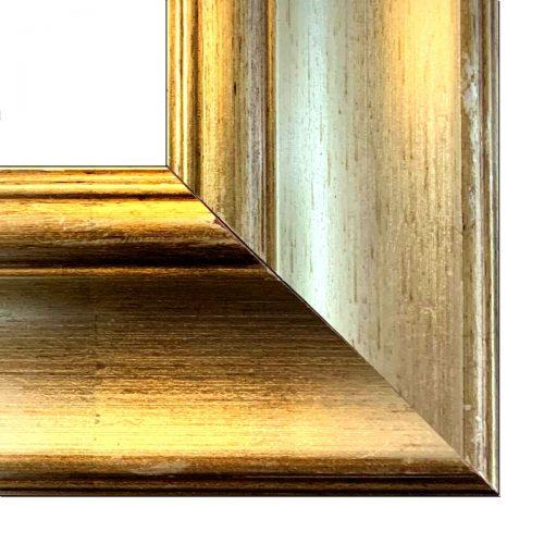 Złota rama do obrazu klasyczna elegancka