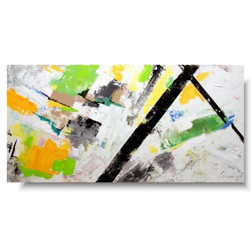Abstrakcja duży obraz