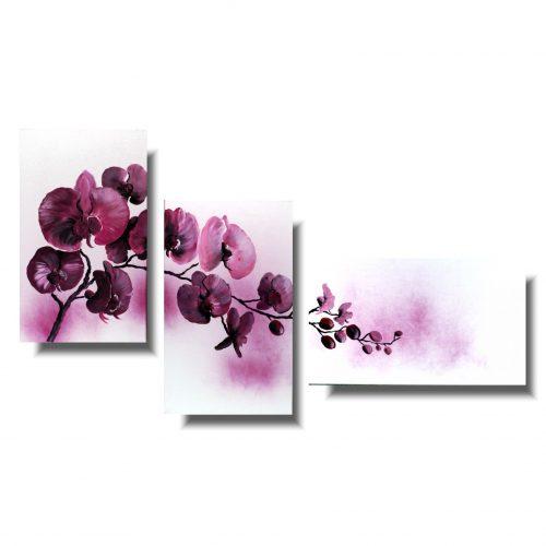 Bajeczny obraz storczyk orchidea