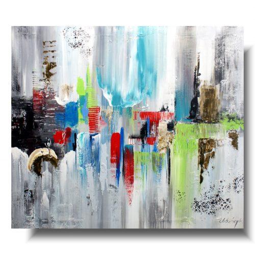 Jasny obraz abstrakcja