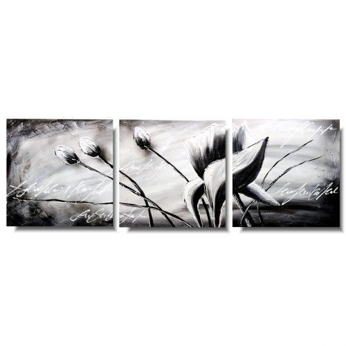 Kwiaty na obrazach zabójcze białe maki