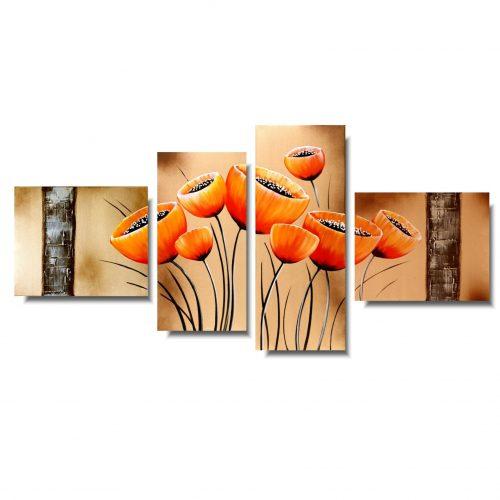 kwiaty tulipany