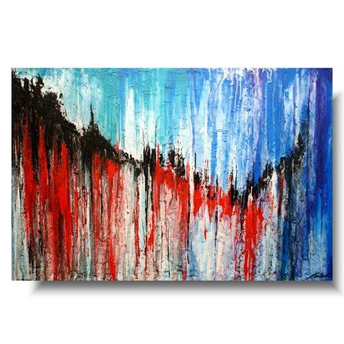 Malarstwo współczesne abstrakcja
