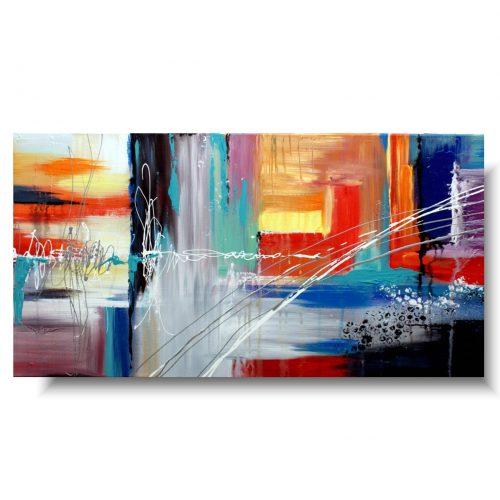 Obraz nowoczesna abstrakcja