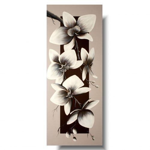 obraz pionowy orchidea