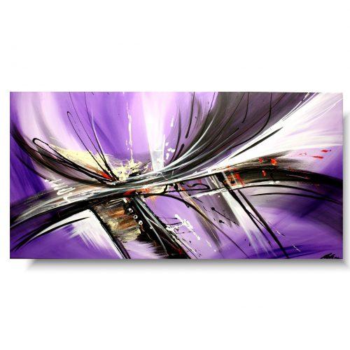 Abstrakcjaultra violet