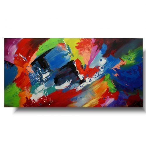 kolorowynowoczesny obraz morze barw
