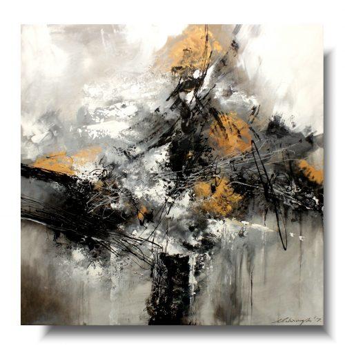 Nowoczesna abstrakcja w pamięci