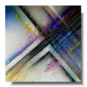 Obrazy abstrakcyjne 1793A