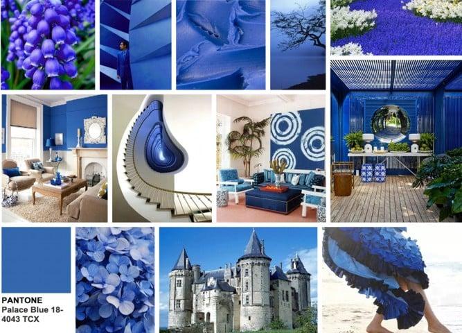 Majówka w kolorze Palace Blue!