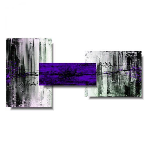 Fioletowy sen obraz 3D 681D