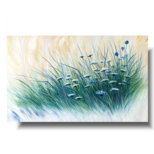 Obraz do pokoju kwiaty wiosenna łąka 1
