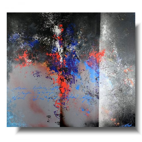 Ciemny obraz abstrakcja delikatność
