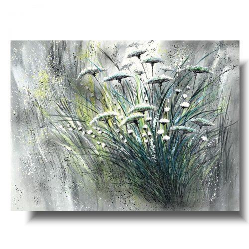 Obraz do salonu kwiaty polska łąka