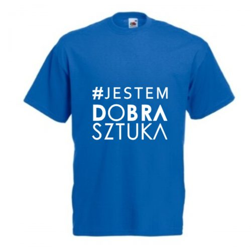 T-shirt#jestemdobrasztuka koszulka