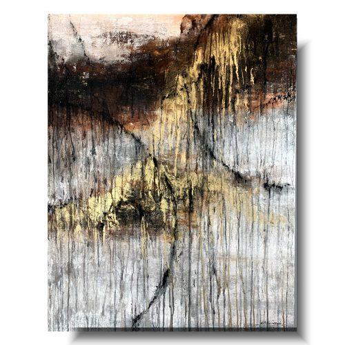 Abstrakcja obraz pionowy nadzieja