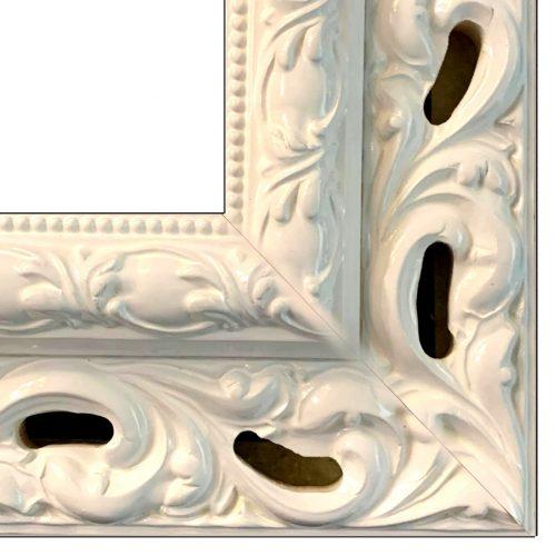 Klasyczna rama do obrazu ornament